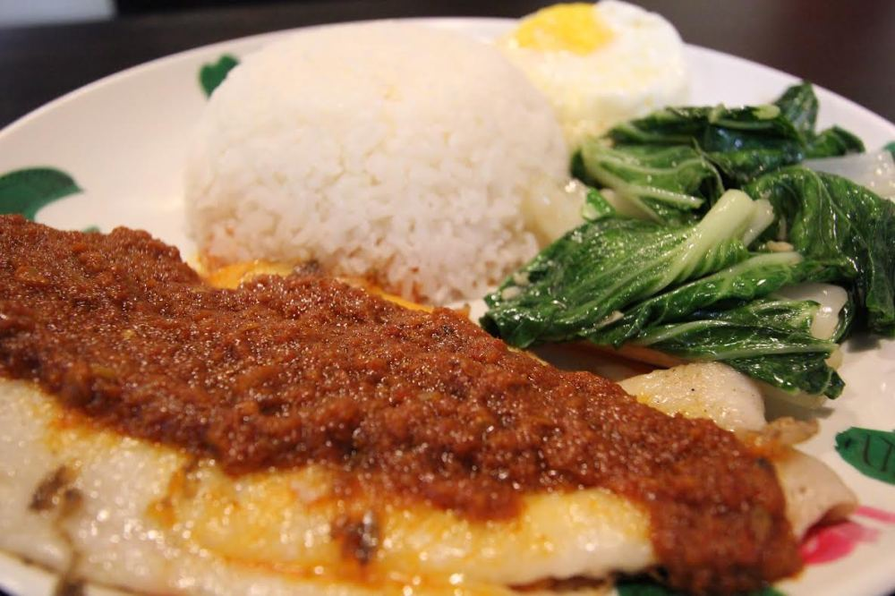 Dory Fillet With Sambal