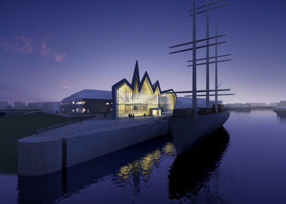 Glasgow Riverside Museum of Transport