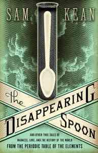 disappearing spoon kean